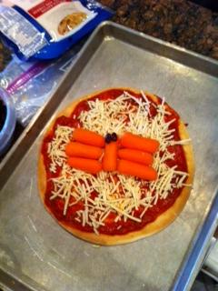 Spiderpizza