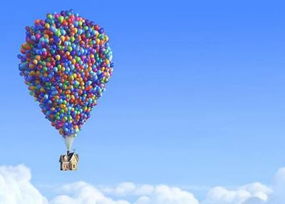 Pixar animated movie Up